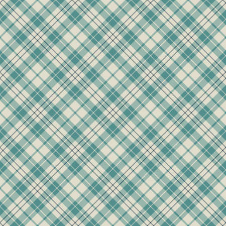Check plaid seamless pattern. Vector background of textile ornament. Flat fabric design. Tartan. Standard-Bild - 161804707