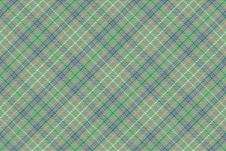 Classical checkered tartan pattern. Seamless abstract texture. Geometric color wallpaper. Vector fabric design.