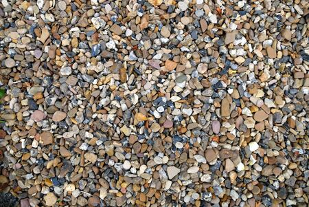 regular: Surface from a pebble Stock Photo