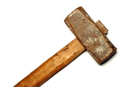 the hammer: La gran trineo martillo para trabajo pesado