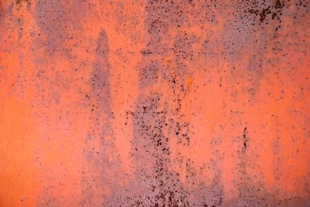 Closeup of the rusty grunge metal background Stock Photo - 4333297