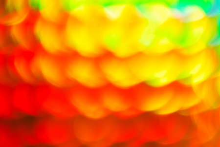 Bright abstract color blurred background photo