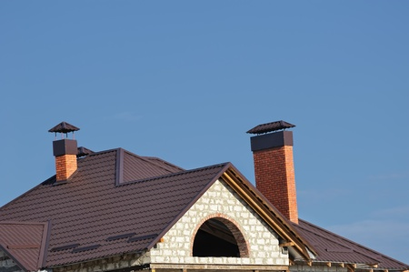 build a new roof of private home