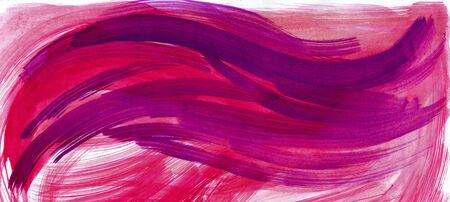 Abstract pink and red background from watercolor Stock Photo - 15355014