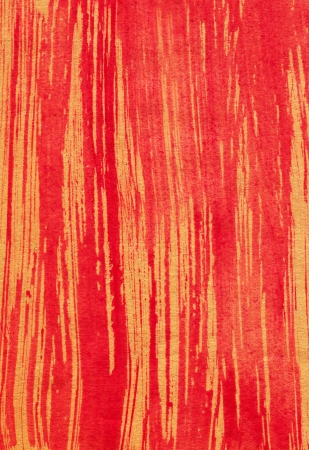 Abstract red background from watercolor Stock Photo - 15355025