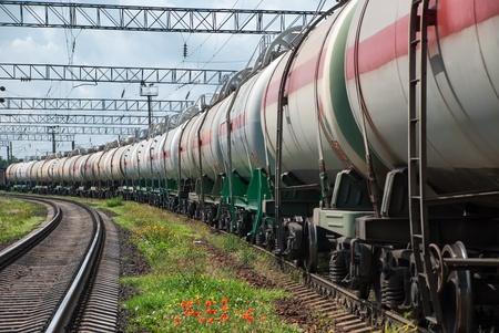 railroad tank car photo