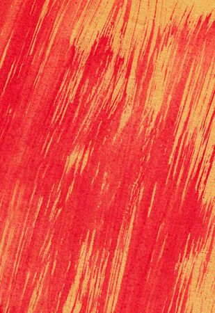 contrast resolution: Abstract red background from watercolor