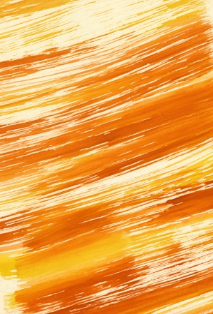 Abstract yellow background from watercolor Stock Photo - 16213143