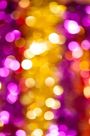 yellow and red bokeh background photo