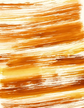 Abstract yellow background from watercolor Stock Photo - 17014512