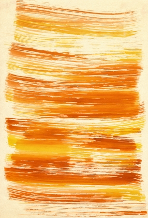 Abstract yellow background from watercolor Stock Photo - 17689435