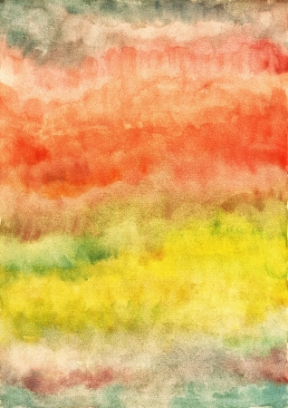 toned: Abstract bright background from watercolor