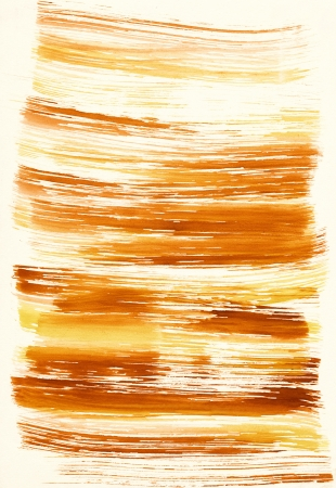 Abstract yellow background from watercolor Stock Photo - 18227321