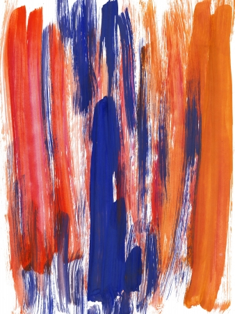 abstract watercolor strokes as background Stock Photo - 19271151