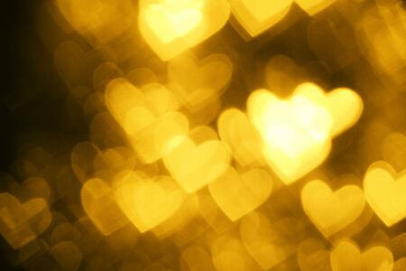 yellow heart: yellow heart shape holiday photo background