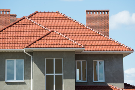 new home and roof
