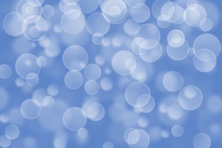 circle shape: blue circle shape boke background