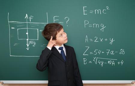 gravedad: chico mostrar la gravedad fen�meno f�sico a bordo