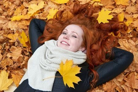 Orange park redhead