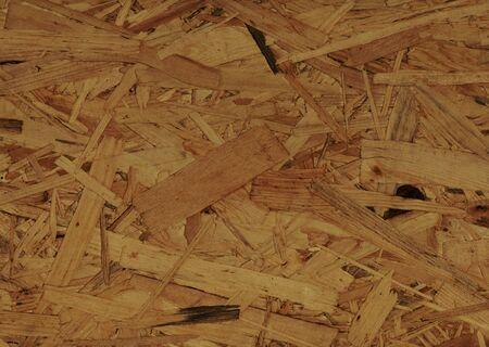 osb: osb wood background, small pieces flat lay
