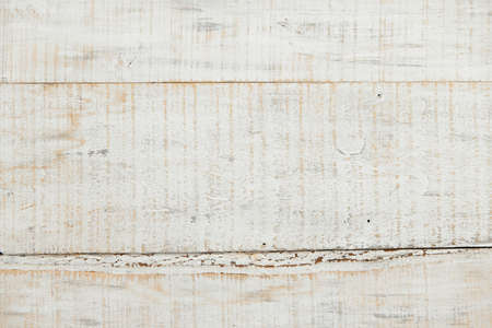 white wood background, natural old painted plank, weathered and scratched, highly detailed photo Stock fotó