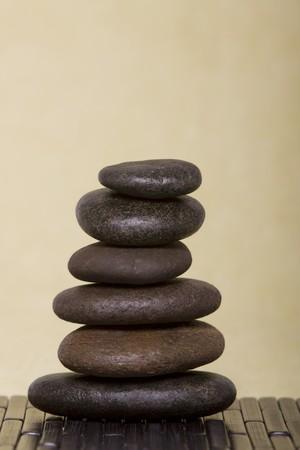 lastone therapy: Stack of lastone therapy stones