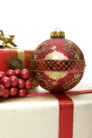 Christmas ornament and gift