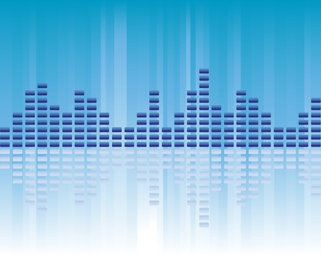 Music, audio and sound volume Vector