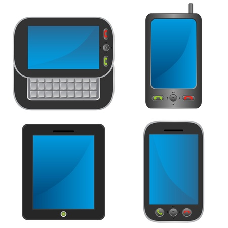 mobile devices: Smart phones and mobile devices