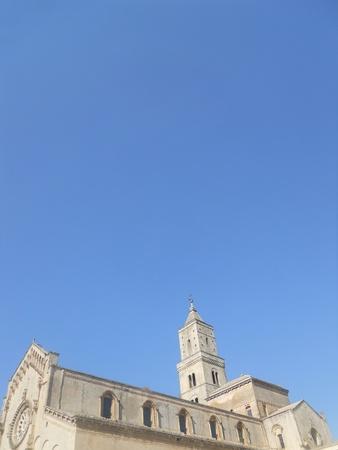 matera: Matera cathedral Stock Photo