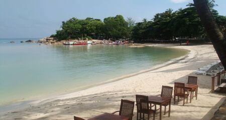 koh samui - beach  restaurant