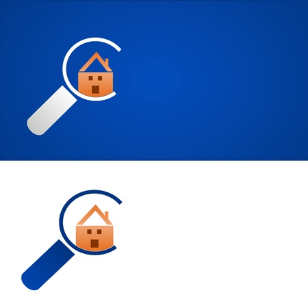 home search: home search Illustration