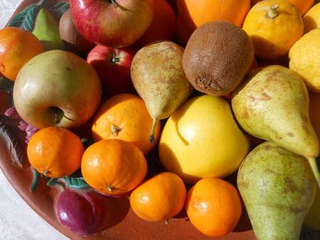 variety of fruit Stock Photo - 12553411