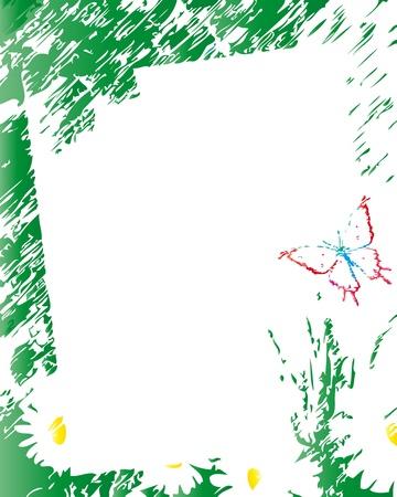 sketch spring Stock Vector - 13166926
