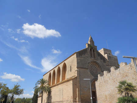 alcudia cathedral