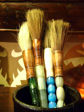 Chinese paintbrush Stock Photo - 5169639