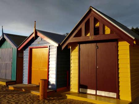 Australian Beach Cabin