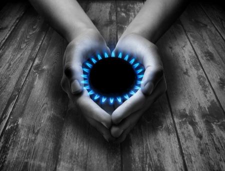 butane: methane in your hands