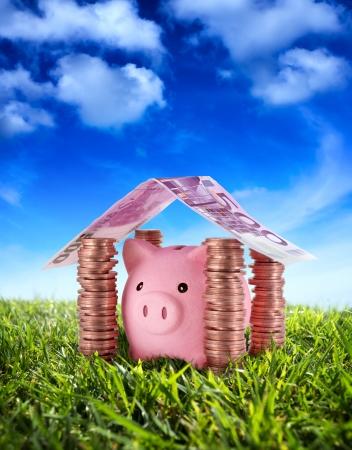 zet uw spaargeld veilig - Besparingen onder de sereniteit