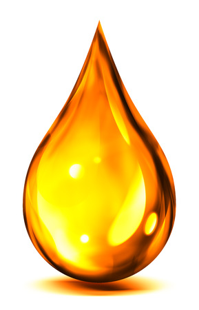 drips: drop of oil or fuel