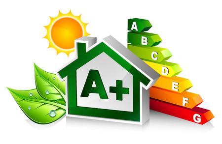 Haus A-Klasse Standard-Bild - 27847937