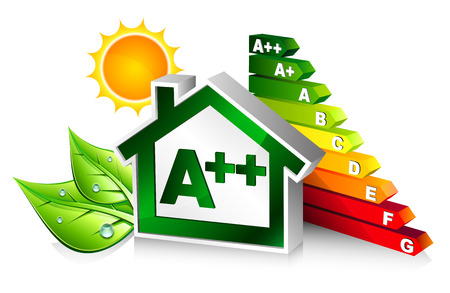 eficiencia: Casa A Class Vectores