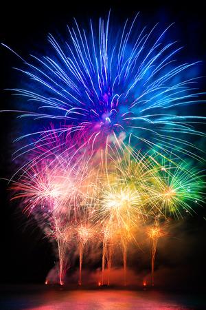 pyrotechnics: pyrotechnics explosion