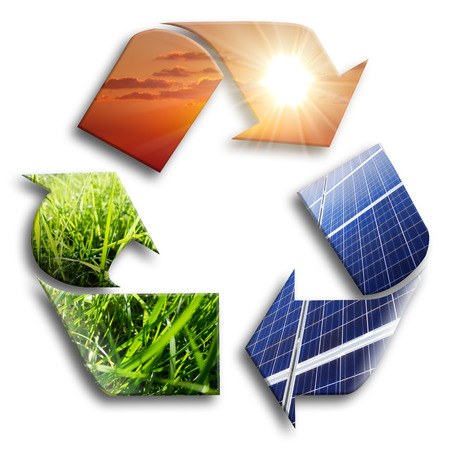 energy recycled  photovoltaic
