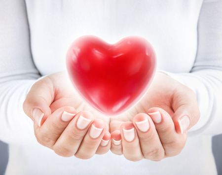 donacion de organos: corazón donado
