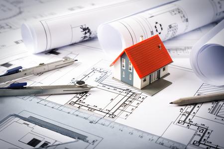 herramientas de construccion: Casa proyecto