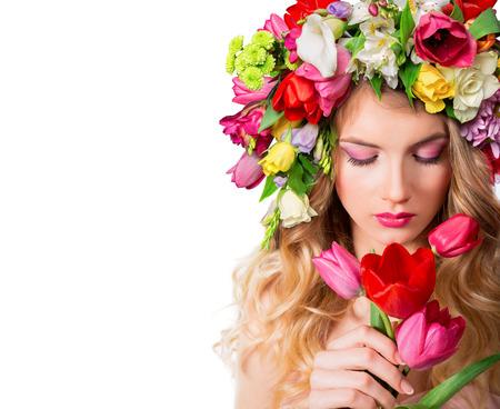 f�minit�: maquillage et la f�minit� - parfum de printemps
