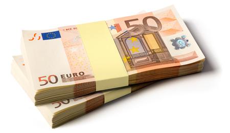 50 euro: bush euro - 10000