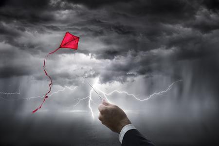 peligro: aspiraciones incertidumbre empresarial - inversi�n de riesgo para el seguimiento de sus sue�os
