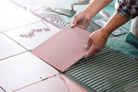 ceramiki: Instalacja płytek - Profesjonalne Mason